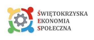 Logo Świętokrzyskiej Ekonomii Społecznej